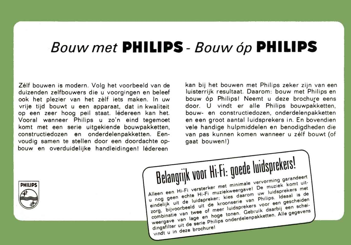 The Philips DIY kit