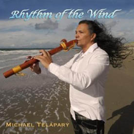 Michael Telapary-Rhythm Of The Wind.jpg