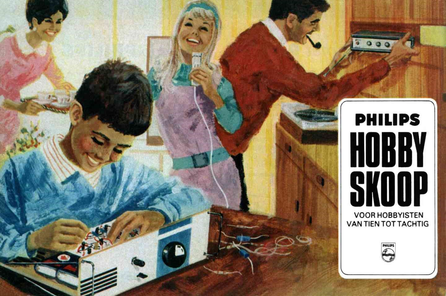 Philips, for hobbyists aged ten to eighty